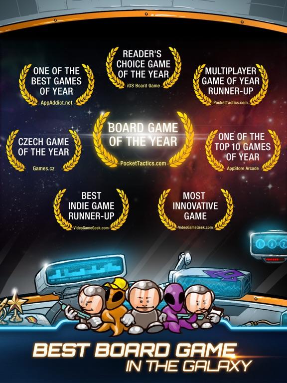 aff0e79e1b5e7 Galaxy Trucker by Czech Games Edition (iOS