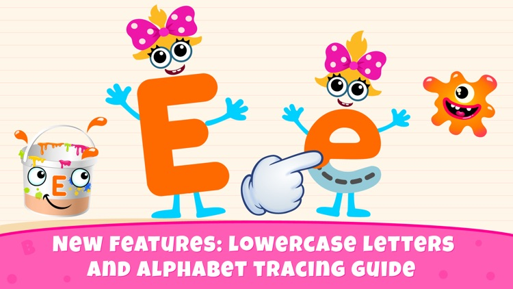 Games for Kids Read ABC Letter screenshot-3