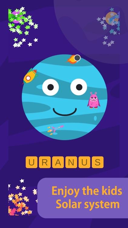 Kids Solar System - premium screenshot-7