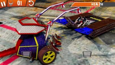 Robot Car Crash Battleship screenshot 3