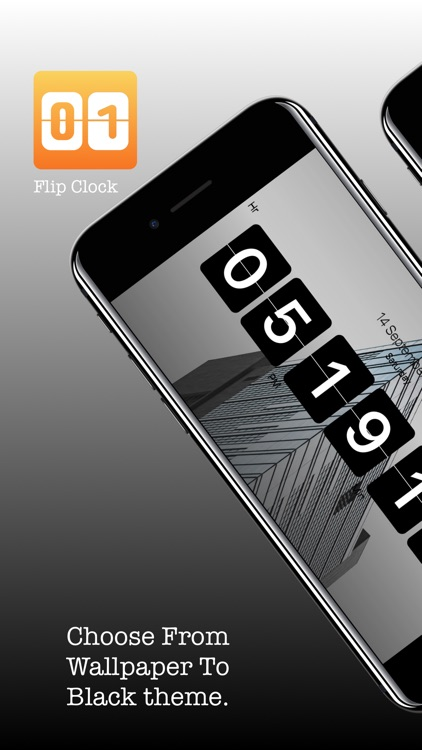 Flip Clock - Digital Clock