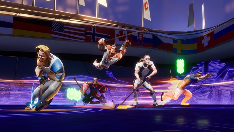 Ultimate Rivals: The Rink screenshot-4