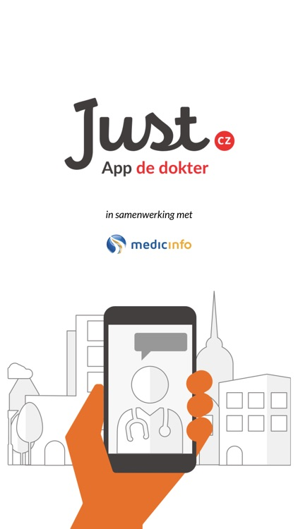 App de dokter Just screenshot-0