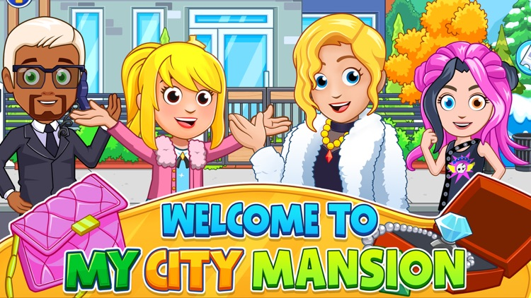 My City : Mansion screenshot-0