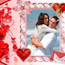Valentine Day Frame & Editor