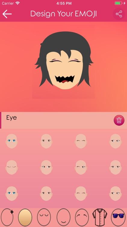 Emoji Maker for WhatsApp screenshot-4