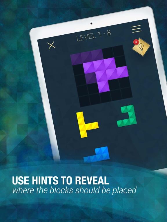 Infinite Block Puzzle screenshot 7