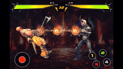 Modern Fighting: fight games screenshot 2