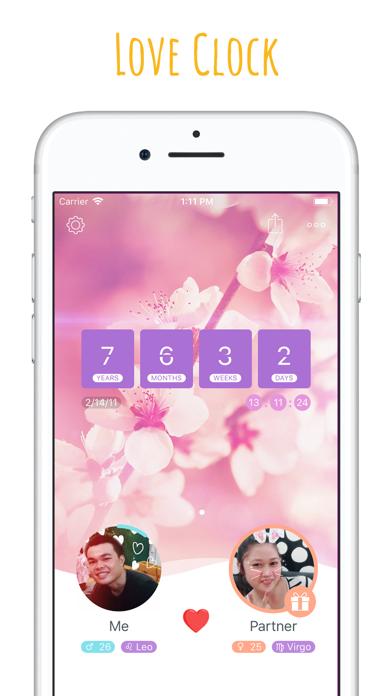 inlove - Love Days Counter screenshot four