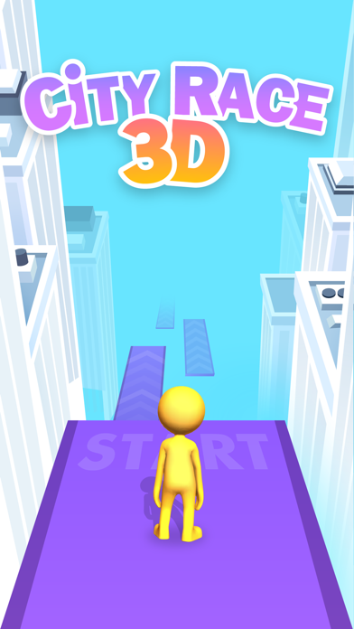 City Race 3D screenshot 1