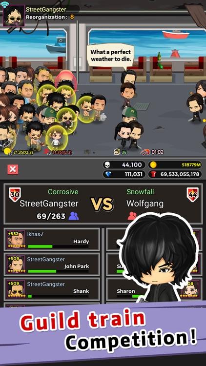 Idle Gangster screenshot-5