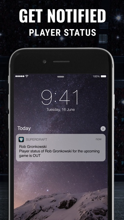 SuperDraft Fantasy Football screenshot-7