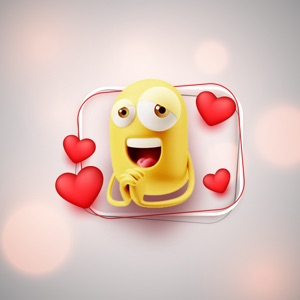 Emojis Animated Stickers Love  App Reviews, Download