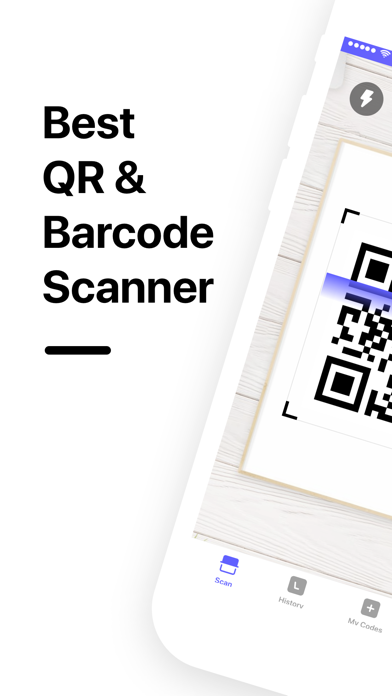 QR Code Reader゜ screenshot one