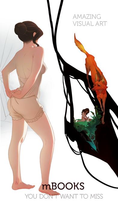 Stela - mBook/Comics/Manga Screenshot