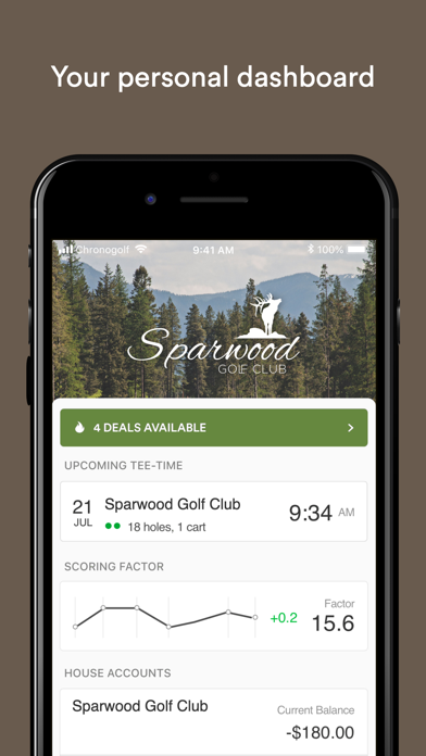 点击获取Sparwood Golf Club