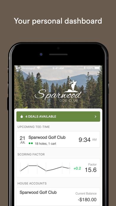 点击获取Sparwood Golf Club
