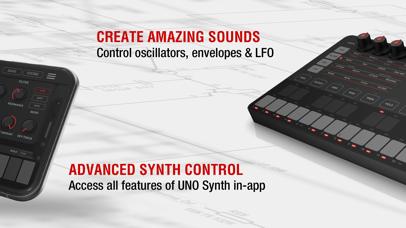 UNO Synth Editor screenshot 2