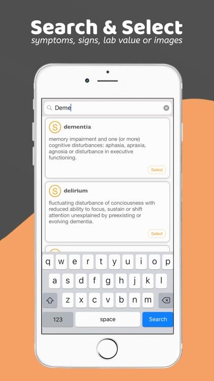 Neurology Pro - A DDx App screenshot-4