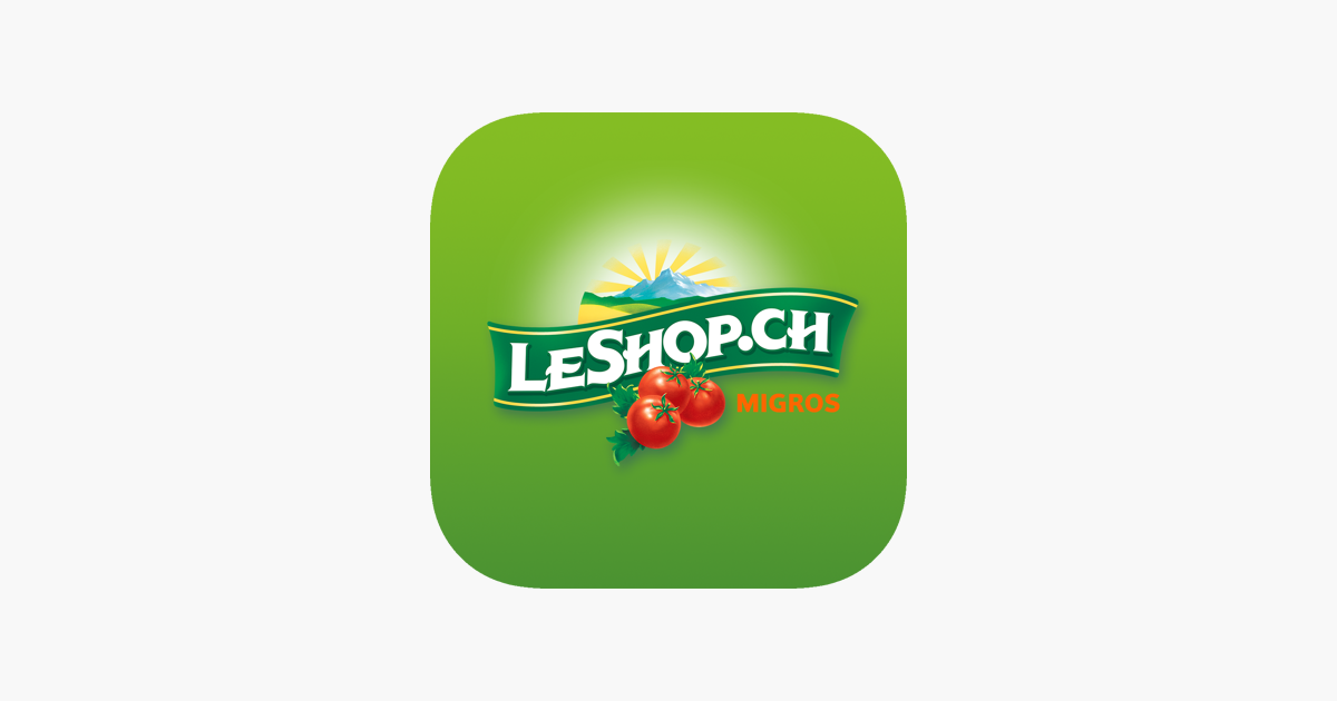 LeShop ch on the App Store