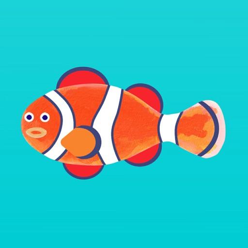 スマホをやめれば魚が育つ(スマホ制限で集中する勉強アプリ)