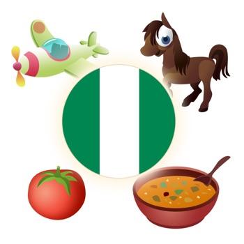 Yoruba First Words Logo