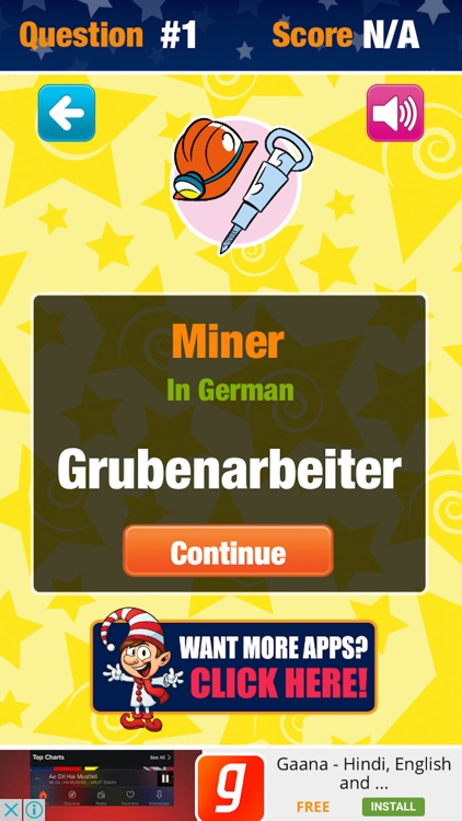 Learn German - Fast and Easy screenshot-3