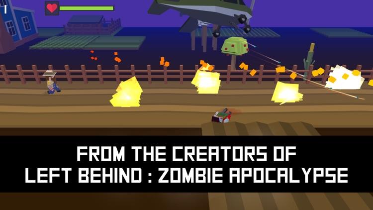 Texas Farm Zombie Invasion screenshot-4