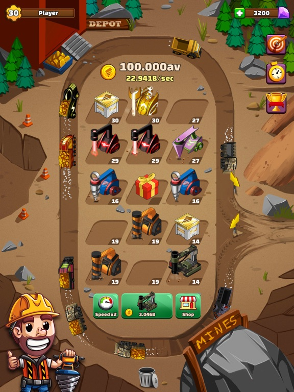 Merge Tycoon - Idle Game | App Price Drops