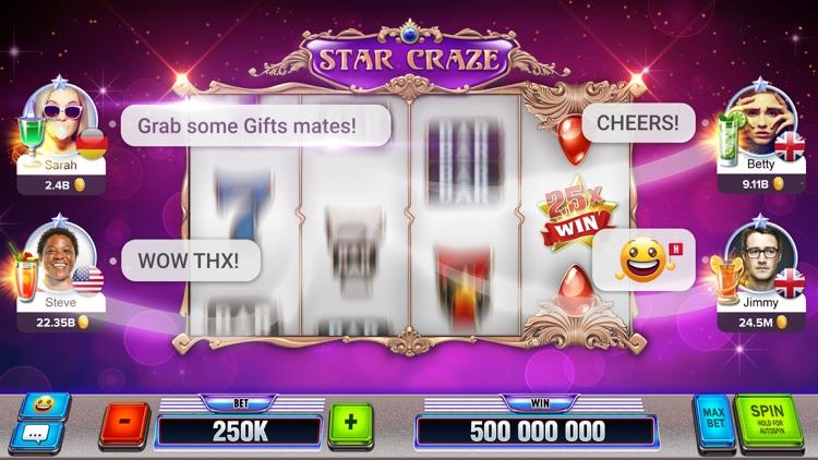 Stars Casino Slots screenshot-3