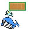 ホェールテニスデフゲーム