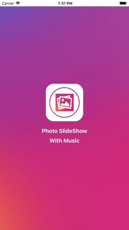 PhotoSlide - Photo to Video screenshot-4