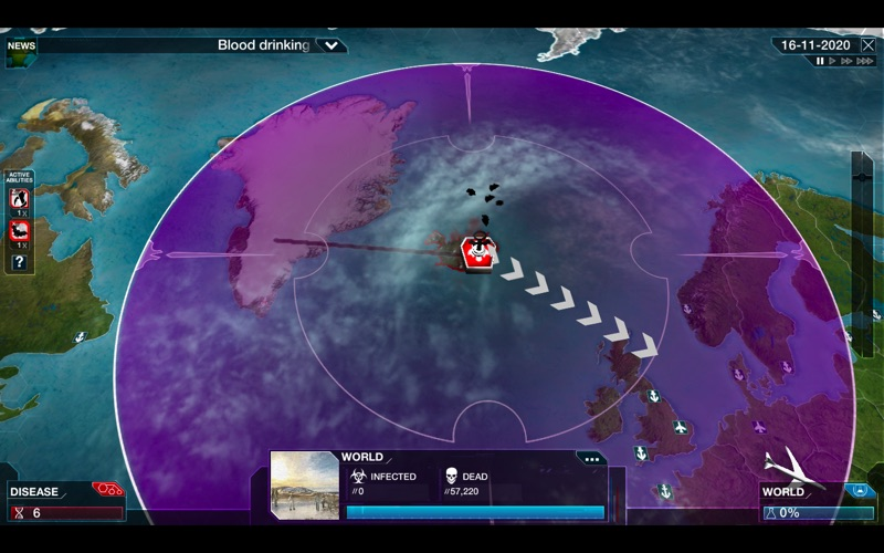 Plague Inc: Evolved screenshot 5