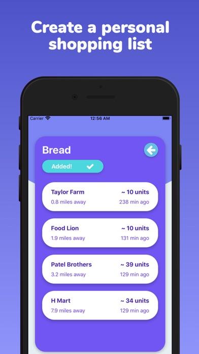 shelfCheck - Shop Smarter Screenshot