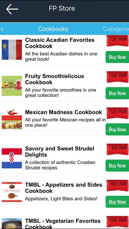 FoodPlanner App