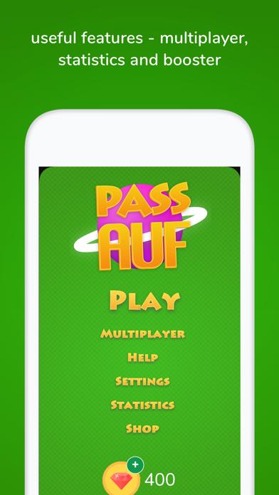 Pass Auf Screenshots
