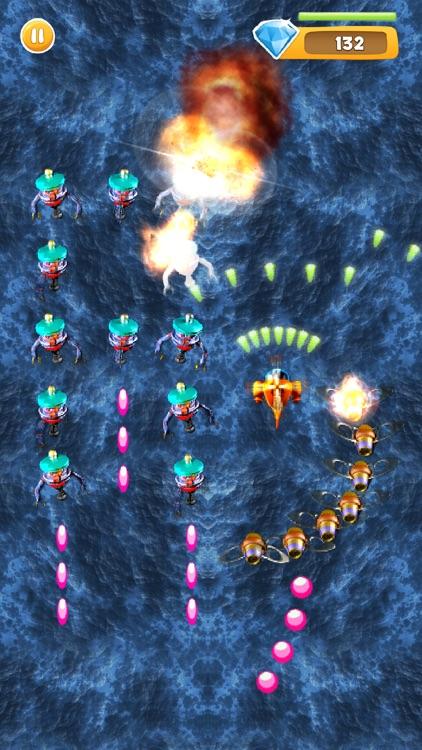 Helicopter Mega Splash screenshot-4