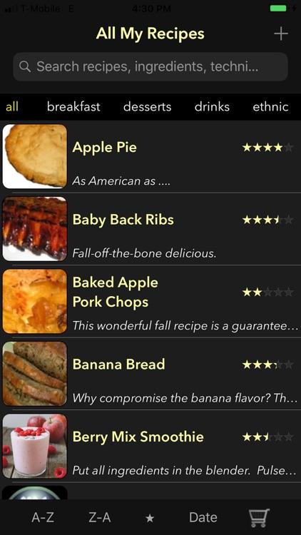 All My Recipes