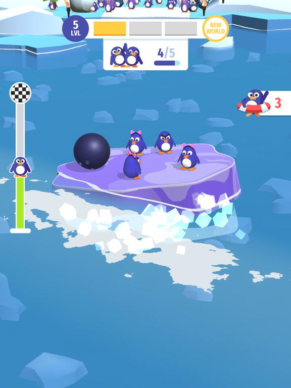 Penguinia Ride screenshot 6