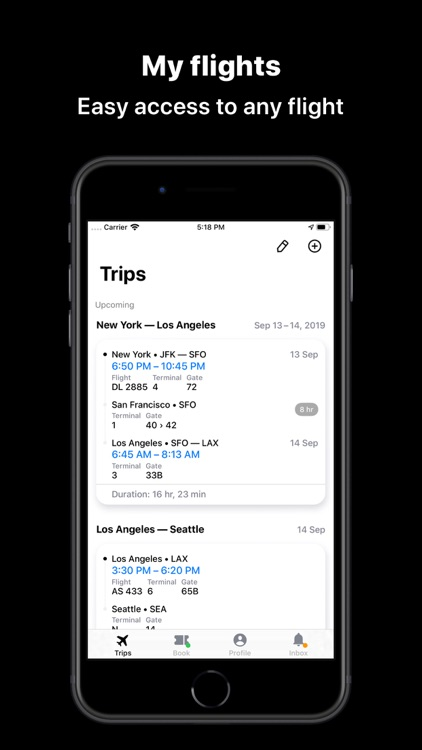 App in the Air screenshot-7