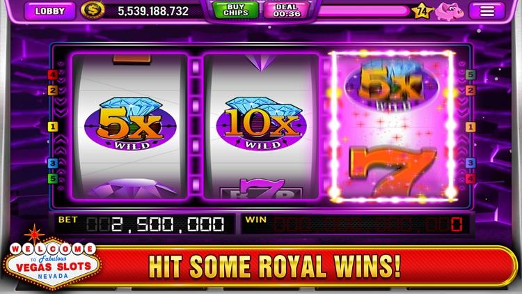 Vegas Slots - Slot Machines! screenshot-6