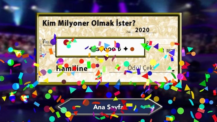 Kim Milyoner ? Bilgi Yarışması screenshot-5