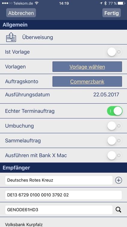 Bank X Mobile screenshot-3