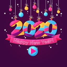 2020 New Year Live Wallpapers