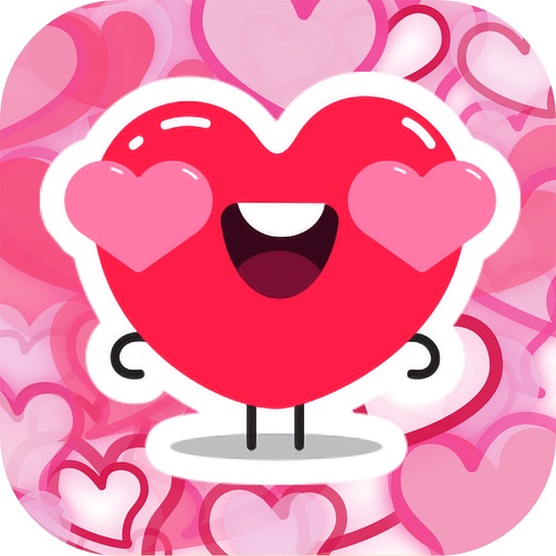 Sweety Hearts Stickers Pack
