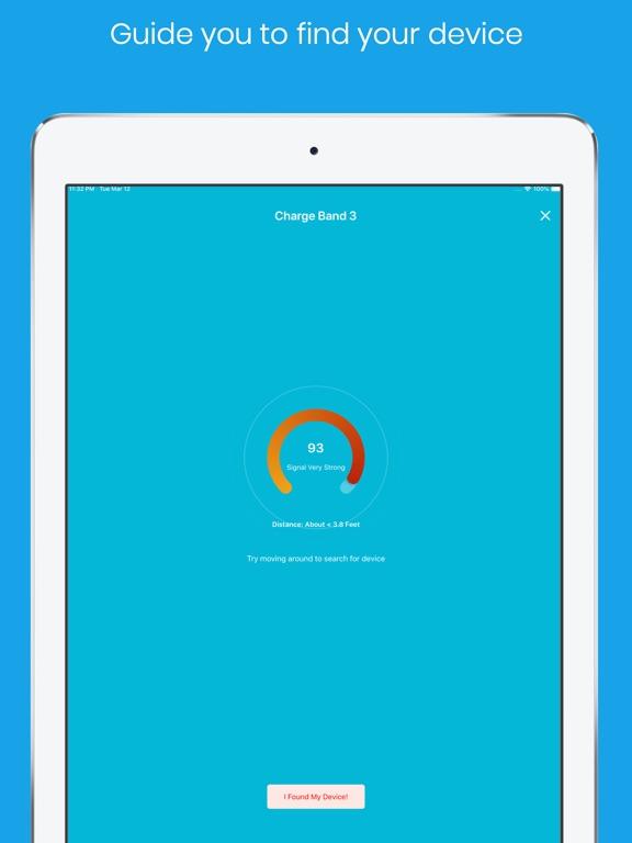 Find Bluetooth: Scan & Track screenshot #2