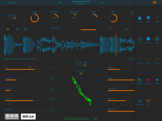 Dedalus - Delay Audio Mangler screenshot