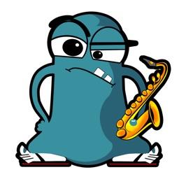 The Monster Musician Reader