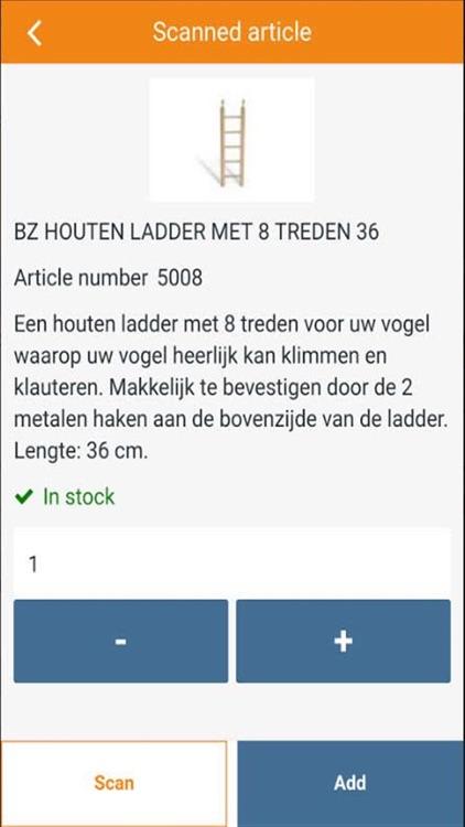 Pet Trade Portal Scanner screenshot-3