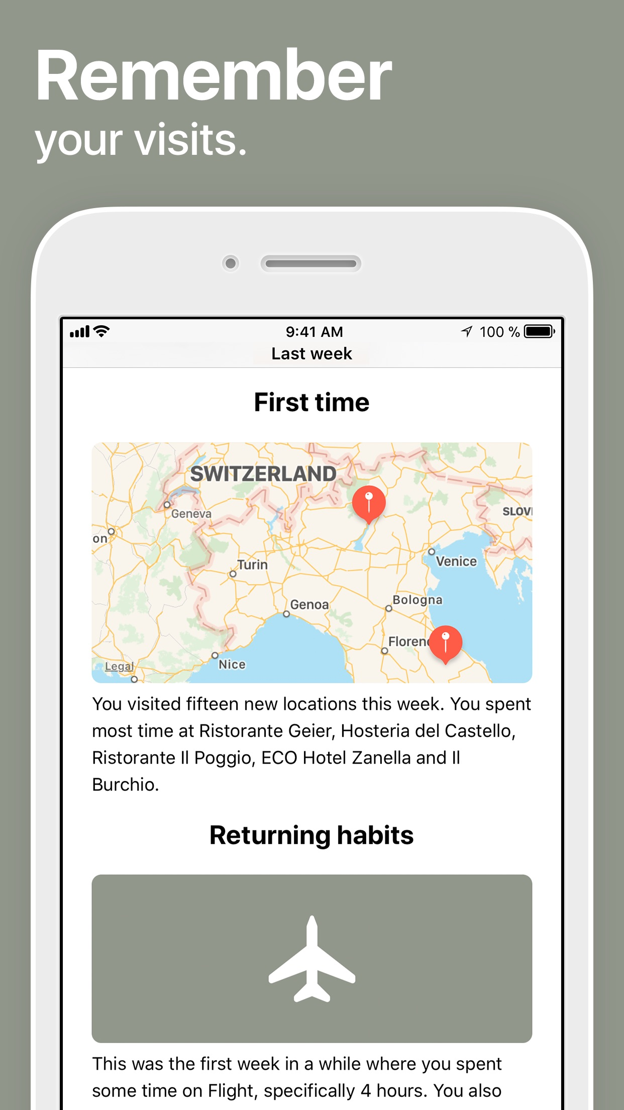 Screenshot do app Life Cycle - Track Your Time